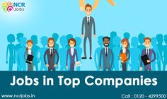 With the help of prominent job portals, the job seeker can get the #JobsInTopCompanies. Job seeker can view the huge job listing by these companies and apply for it according to qualification or eligibility. See more @ http://bit.ly/2hyQz7y #NCRJobs #JobPortal
