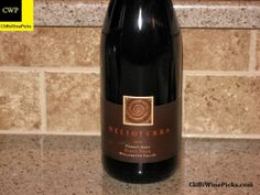 Wine Of The Week – 2010 Helioterra Pinot Noir Vintner's Select