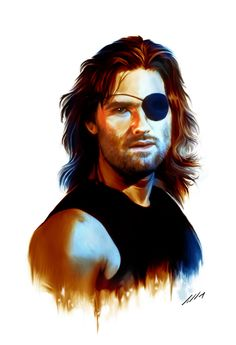 "Science Fiction Anti-Heroes | Snake Plissken - ""Even today so many years after the release of Escape from New York Snake Plissken remains one of the toughest guys out there."" >>>    Read more here: http://www.explore-science-fiction-movies.com/snake-plissken.html"