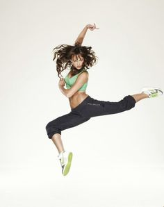 Natalie (Sharni Vinson) from Step Up 3D when I heard this name I knew at tgat moment I would be naming my little girl Natalie.