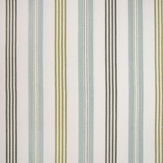 The G1043 Seaspray upholstery fabric by KOVI Fabrics features Stripe pattern and Blue as its colors. It is a Cotton, Woven type of upholstery fabric and it is made of 100% Cotton material. It is rated Exceeds 19,000 double rubs (heavy duty) which makes this upholstery fabric ideal for residential, commercial and hospitality upholstery projects.For help please call 800-860-3105.