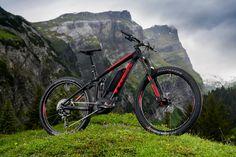 350a60c20d8 Trek Unveil Powerfly Electronic Mountain Bikes | Bikesoup Magazine Cycling  Gloves,