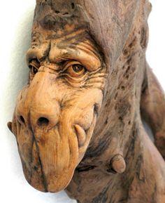 Nancy Tuttle's creature