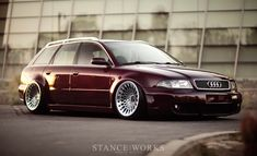 bagged-audi-wagon-rotiform-lhr