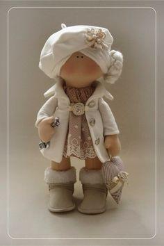 .poupées faites main...