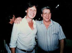Mário Covas com Arthur Virgílio Neto
