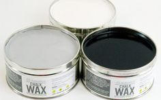 Cera y chalk paint - paintes