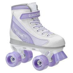 Eid gift guide for little girls. Girl's Roller Dur Firestar Quad Skate, Target.