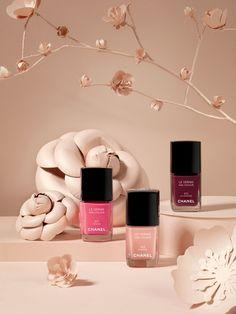 Printemps précieux de Chanel lente make-up collectie 2013 - Beautyscene