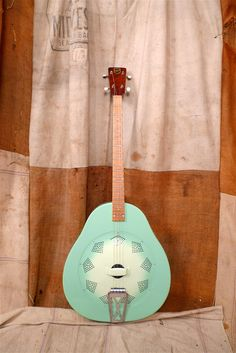 Green National Tenor Resonator 1928