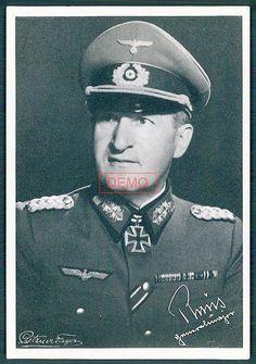 photo of Erhard Raus - Google Search