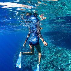 Blue hues are always a good idea #BillabongSurfCapsule