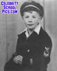 Tim Conway - Celebrity School Pic