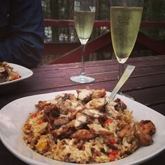 Recipe: Hibachi Chicken with Fried Rice {Tyler}