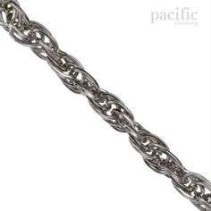 10mm x 7mm Fashion Overlapping Chain : 110144