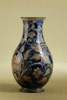 Martin Brothers Stoneware Pottery  http://www.nytimes.com/1981/11/01/arts/antiques-the-haunted-world-of-the-martin-brothers.html