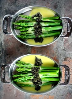 Holiday Entertaining: Asparagus, Hollandaise, Caviar - Taste With The Eyes Side Dish Recipes, Side Dishes, Delicious Dishes, Yummy Food, Fun Cooking, Cooking Recipes, Caviar Taste, Healthy Meals, Healthy Recipes