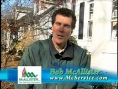 Healthy Home Tips by McAllister - Seal Up the Outside