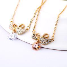 short design #necklace http://www.bemodia.com/fashion-accessories-short-design-necklace-female-box.html