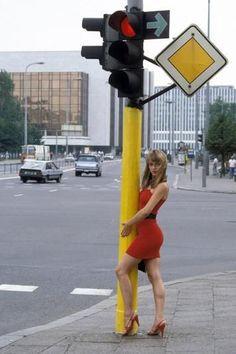 Der Look des Ostens Berlin DDR Mode 1988                                                                                                                                                                                 Mehr
