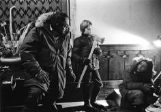 Le foto del backstage di Shining - Il Post