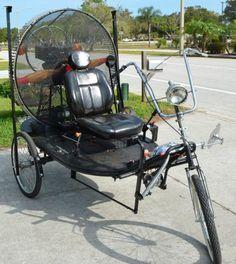 explore on three wheels