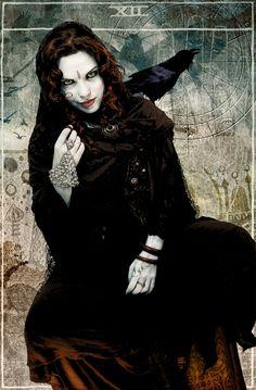 Vampire The Masquerade: Ravnos by Tim Bradstreet