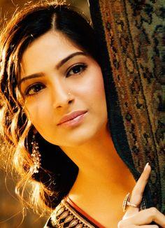 Sonam Kapoor In 'Saawariya' Movie