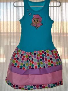 Bubble Guppies Dress