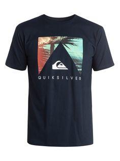 Classic Vanishing Point - T-Shirt 3613370745135 - Quiksilver