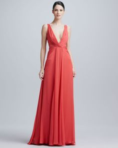 BADGLEY MISCHKA Red Carpet Evening Formal Gown - http://www.ebay.com/itm/-/121714565274?roken=cUgayN