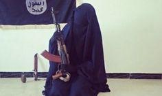 ISIS Issues All-Female Manifesto   Jim Bakker Show News