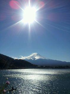 Mt.Fuji  @Kawaguchi Lake