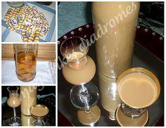 Λικέρ καραμέλας Smoothie Drinks, Smoothies, Cookbook Recipes, Cooking Recipes, Food Network Recipes, Food Processor Recipes, The Kitchen Food Network, Coffee Drinks, Afternoon Tea