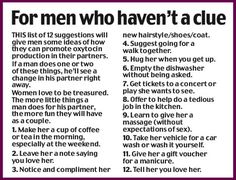 How men from Mars and women from Venus CAN make the most of their differences | Daily Mail Online