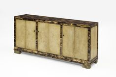 San Jose Sideboard in Horn & Parchment