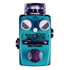 79.99$  Buy here - http://aliptk.worldwells.pw/go.php?t=1975147366 - Hotone TREM / Classic Photoelectric Optical Tremolo Effect Pedal Electric Guitar Bass True Bypass / Top Grade Fancier Choice
