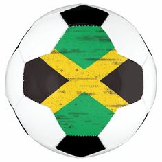 Jamaican Grunge Flag Soccer Ball - tap/click to personalize and buy #SoccerBall #jamaica, #abstract, #arriere-plan, #art, #background, Old Fashioned Games, Family Fun Night, Permanent Marker, Art Background, Soccer Ball, Jamaica, Kids Learning, Grunge, Flag