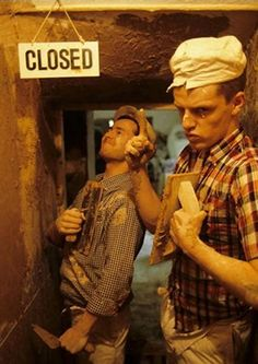"""Thommo & Suggs on the set of """"Madness: Take It or Leave It"""" Skinhead Fashion, One Step Beyond, 80s Music, Reggae, Cool Bands, Boys, Girls, Madness, Couple Photos"""
