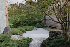 Japanese inspired Ocean Garden by Marc Keane