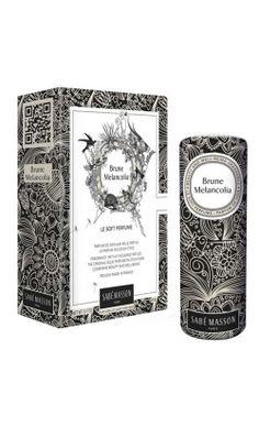 SABÉ MASSON - Soft Parfum - Brune Melancolia http://www.derma-concept.fr/sabe-masson/1365-sabe-masson-soft-parfum-brune-melancolia-.html