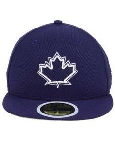 47437103e9e New Era Kids  Toronto Blue Jays Batting Practice Diamond Era 59FIFTY Cap