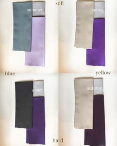 Cool Winter Color Palette, Winter Colors, Summer Colors, Warm Colors, Light Spring, Soft Summer, Winter Typ, Seasonal Color Analysis, Color Me Beautiful