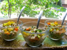White bean salads, Bean salads and White beans on Pinterest