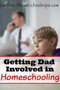 I encourage you to find a way to get dad involved in homeschooling. Here are some tips to help. Kindergarten Homeschool Curriculum, Homeschool Curriculum Reviews, Homeschooling Resources, How To Start Homeschooling, Dads, Winter Collection, 3d Printer, Planners, Encouragement