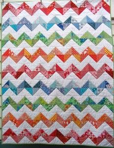 idea for a baby boy quilt