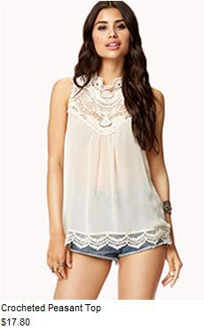 Cute outfit from Forever XXI
