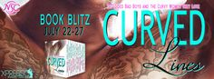 Life of a bookworm: Book Blitz and Giveaway: Curved Lines: Tattooed Bad Boys and the Curvy Women They Love