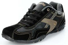 Der in Leder, mit Leder-Decksohle, gefertigte optisch ansprechende Herren-Sneaker von ConWay vermeidet das Schwitzen deiner Füße. Ob im Beruf oder in der Freizeit, diesen Schuh kannst du immer tragen! ConWay, Herren Sneaker – Turin – black; Jetzt in 360° Ansicht, nur auf PLAZA51!