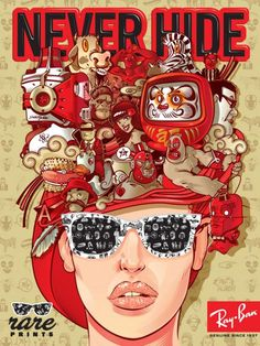 Ray Ban_Chinese Poster